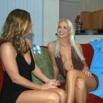 Laila en Jessica